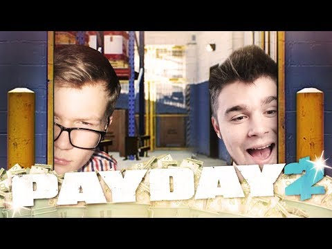 ELECTION DAY - ONE DOWN NA CICHO! | Payday 2 [#99] (With: Hubert, Robuch, Tominator)