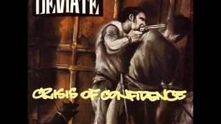 DEVIATE (BEL) - crisis of confidence 1994 FULL ALBUM