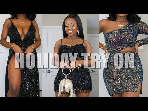 HOLIDAY Hot Miami Styles Outfits TRY ON HAUL!
