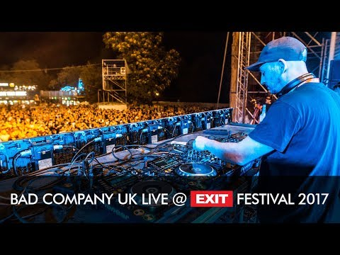 EXIT 2017 | Bad Company UK Live @ Main Stage
