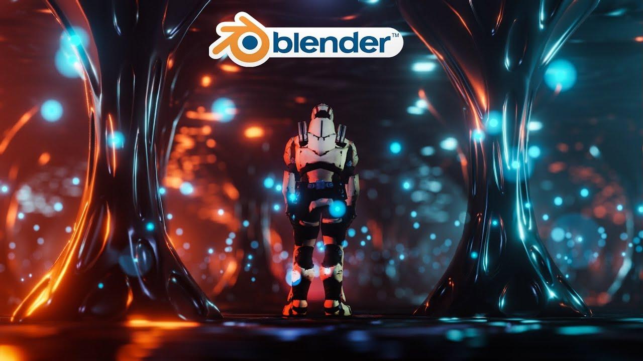 Blender Suomi