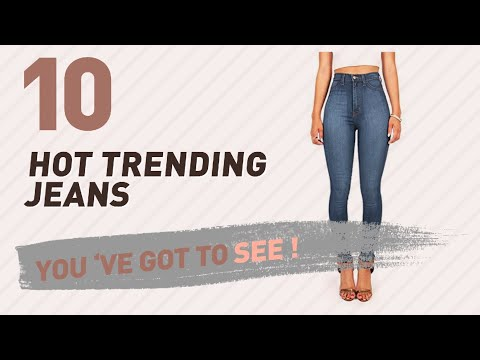 High Wasted Skinny Jeans, Top 10 Collection // New & Popular 2017