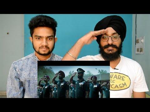 URI Trailer REACTION | Vicky Kaushal, Yami Gautam, Paresh Rawal | Aditya Dhar | Parbrahm&Anurag