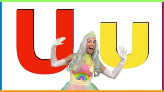 Letter U Song | abc song | Letters For Toddlers | Videos for Kids | Learn Phonics | Preschool