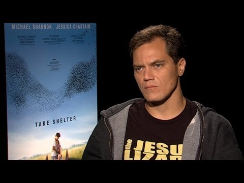 'Take Shelter' Michael Shannon Interview