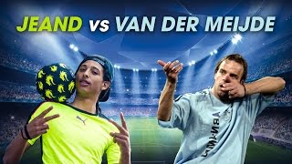 Andy van der Meijde vs Jeand Doest Total Clubcard Challenge!