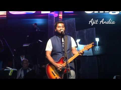 arjit singh live performance .Hamdard song Mp3