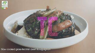 Recipe - Grass-fed Beef cheek Bourguignon