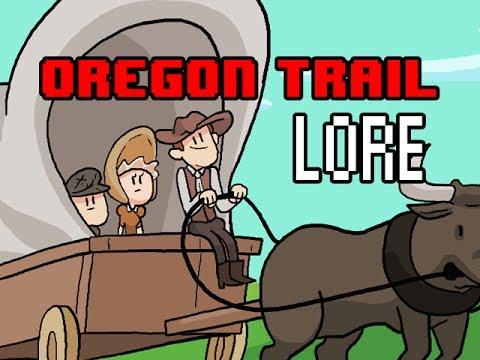 LORE -- Oregon Trail Lore in a Minute!