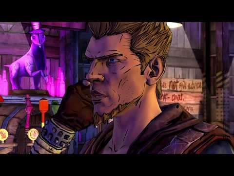 Tales Of Borderlands Zero Sum Episode #2 JANITOR MAKING MOVES