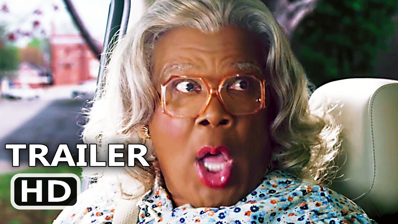 Download A MADEA FAMILY FUNERAL Official Trailer (2019) Tyler Perry Movie HD