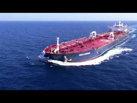 Tanker Shot at sea by ImagePro / Aerial Maritime Project