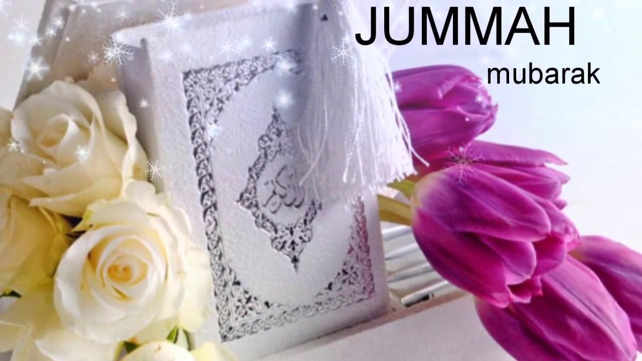 Jumma mubarak whatsapp status video - Jumma wishes video - Jummah Mubarak - YouTube