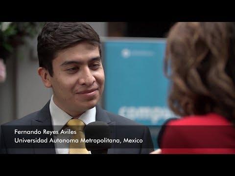 Interview with Fernando Reyes Aviles from Universidad Aut´onoma Metropolitana, Mexico
