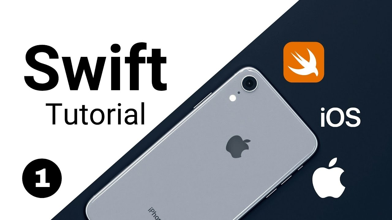 Swift Tutorial for iOS : Getting started (Day 1)