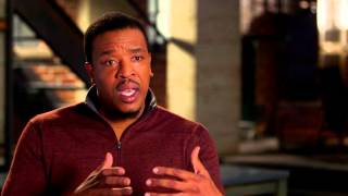 "Grimm Season 5 ""Hank"" Interview - Russell Hornsby"