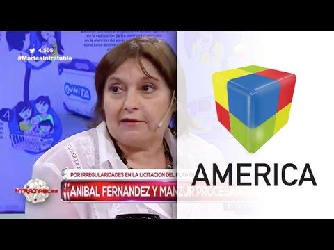 Graciela Ocaña: Montaron un negociado arriba del Plan Qunita