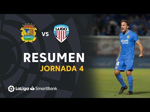CF Fuenlabrada Lugo Goals And Highlights