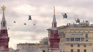 Парад и праздничные гулянья: как в Москве отмечают День Победы