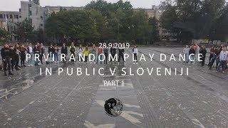 1ST KPOP RANDOM PLAY DANCE IN SLOVENIA (part 1)