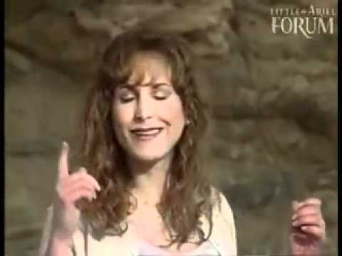 Jodi Benson  Part of Your World