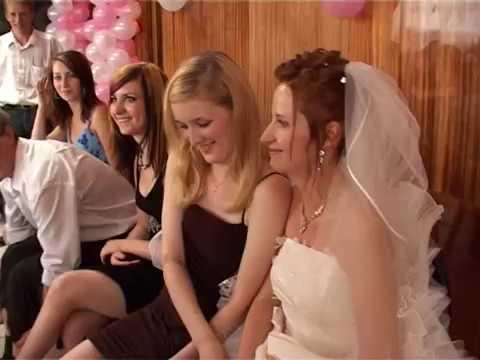 Свадьба. Поиск невесты по коленкам