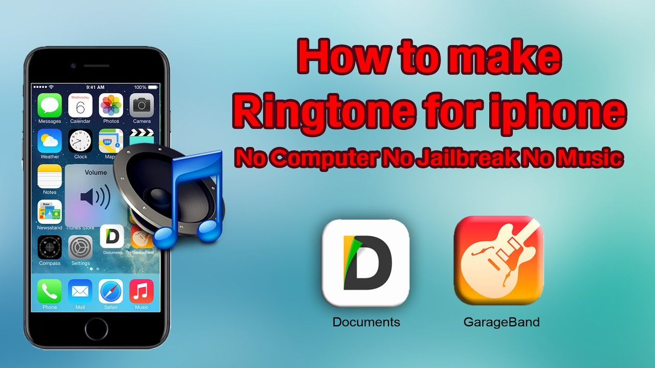create iphone ringtone how to make customize ringtone for iphone 7 amp 7plus no 9646
