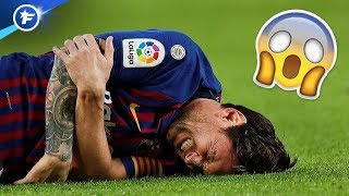 La grosse tuile pour Lionel Messi | Revue de presse