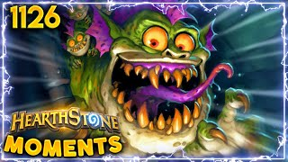 Hearthstone Tournaments Are A MEME Competition | Hearthstone Daily Moments Ep.1126