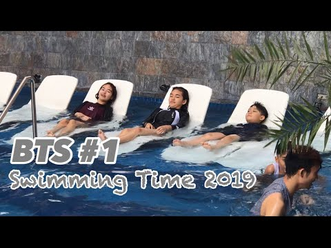 BTS #1 Swimming Time 2019 | PNK Adventure