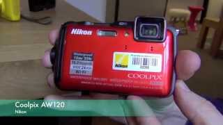 Appareil photo Nikon coolpix AW120