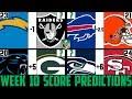 Week 10 College Football Betting Picks