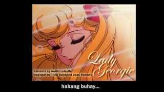 【micelle】Lady Georgie tagalog theme song (a capella version)