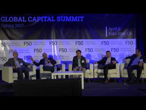 Global Capital Summit: Long-Term Investment Perspective by CIC, UCOP, Mubadala Ventures, Khazanah