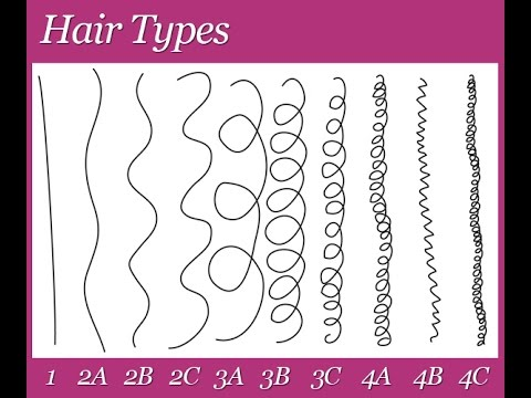 Natural Hair Tip The Best Way To See Your Curl Pattern YouTube Interesting Natural Hair Curl Pattern