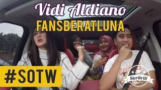 Luna Maya - Vidi Aldiano, Celebrity On The Way Part #4 Mp3