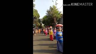 Karnaval SD/MI NGANJUK KOTA tahun 2018