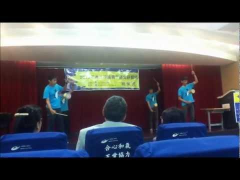 Chinese Yo-yo performance at OCAC 2012 6th Term