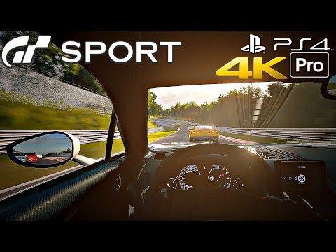 Gran Turismo Sport - E3 2017 Cinematic Trailer [4K 60FPS] PS4 PRO