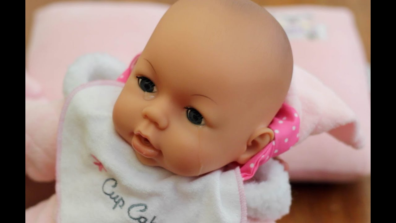 Baby Doll Toys  Baby Doll Cry  Baby Doll Cries Real ...
