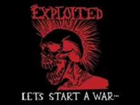 The Exploited-Insanity