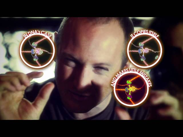 DNA - Baba Brinkman - Rap Guide To Evolution Music Videos