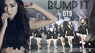 Download Video [ HOW WOULD ] SNSD (OT9) - Bump It MP3 3GP MP4