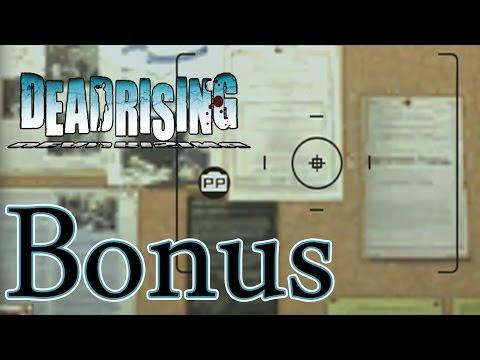 Dead Rising - Bonus 1 :: PP Stickers