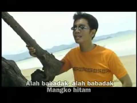 BABADAK MANGKO HITAM anroys @ lagu minang