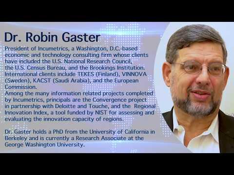 Smart Talk With Dr. Robin Gaster (Part 1)