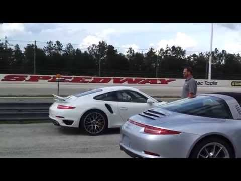 Porsche 911 Turbo  060 in 3 seconds!