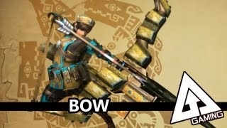Monster Hunter 3 Ultimate Bow Tutorial