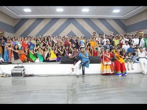 Relive-The World Culture Festival-2016 Surat Team