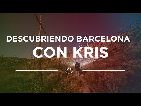 Descubriendo Barcelona con Kris